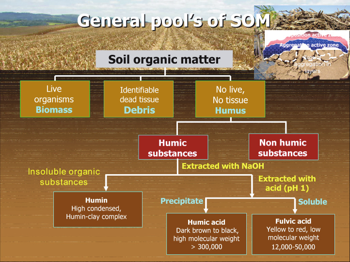 Soil terminology and definitions ohioline for What substances are in soil