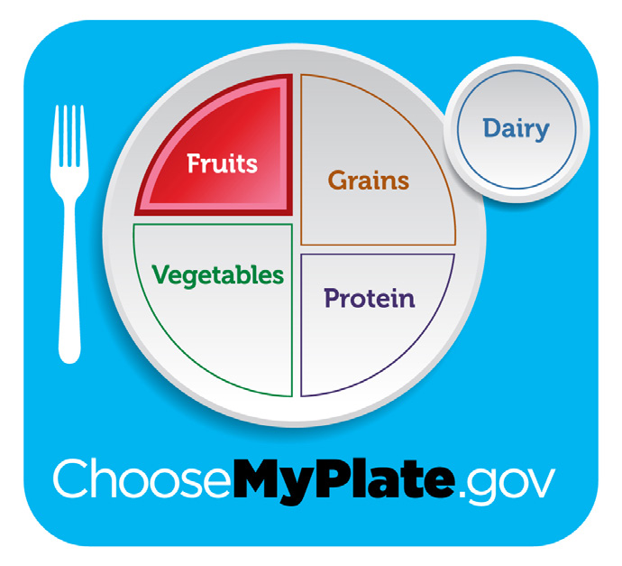Putting Myplate On Your Table Fruit Ohioline