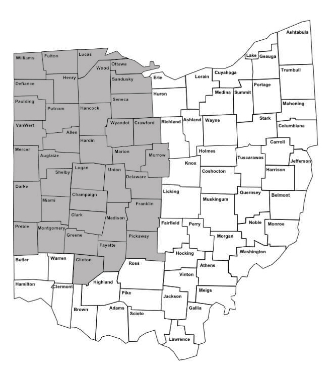Western Ohio Cropland Values and Cash Rents 2017-18 | Ohioline