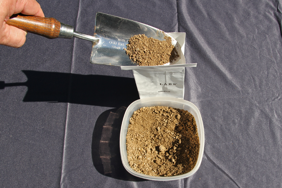 Soil Testing for Ohio Lawns, Landscapes, Fruit Crops, and ...