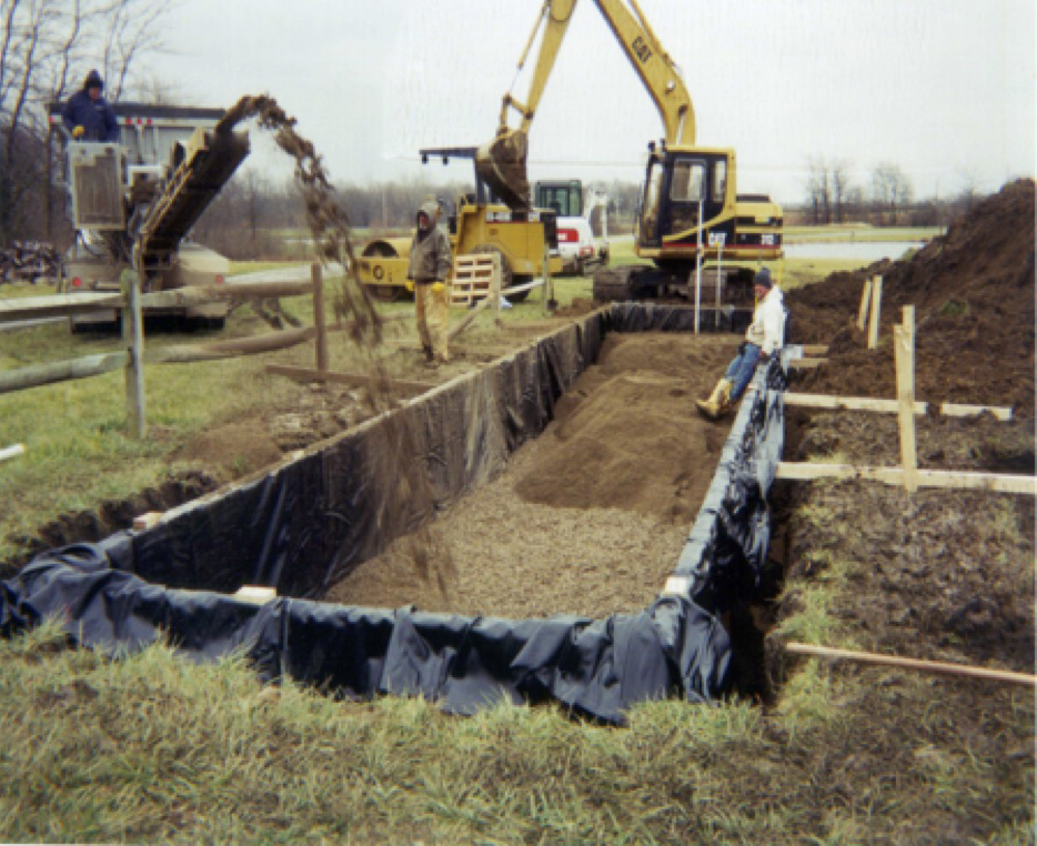 Sand Bioreactors For Onsite Wastewater Treatment Ohioline