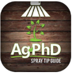 App icon for Ag PhD Spray Tip Guide