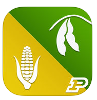 App icon for Purdue Extension Corn and Soybean Field Guide