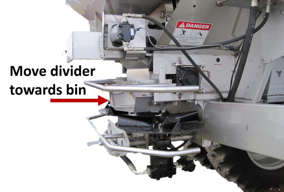 Fertilizer Spreaders: Types, Adjustment, Use 96